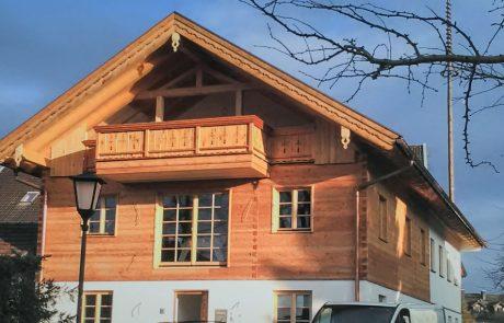 Holzbau Spindler Ökologie
