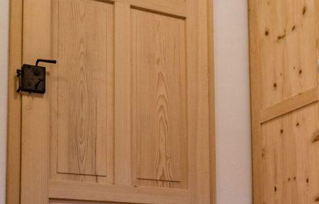 Holzbau Spindler Tür
